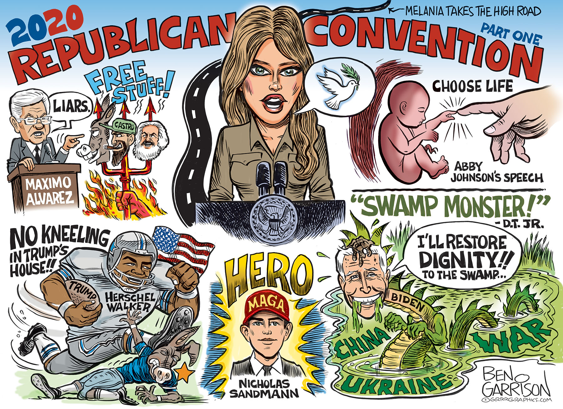 2020 RNC CONVENTION I