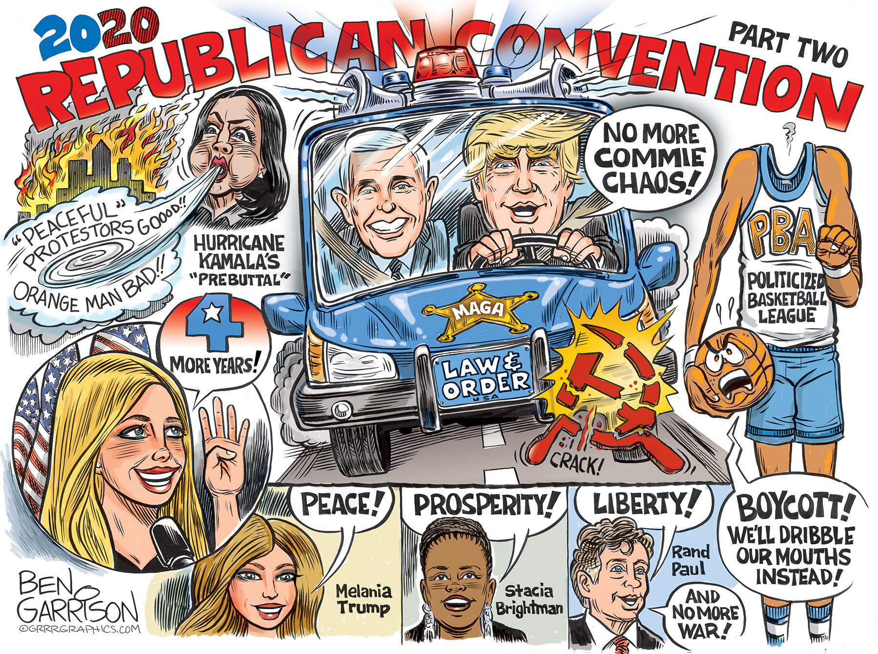 2020 RNC CONVENTION II