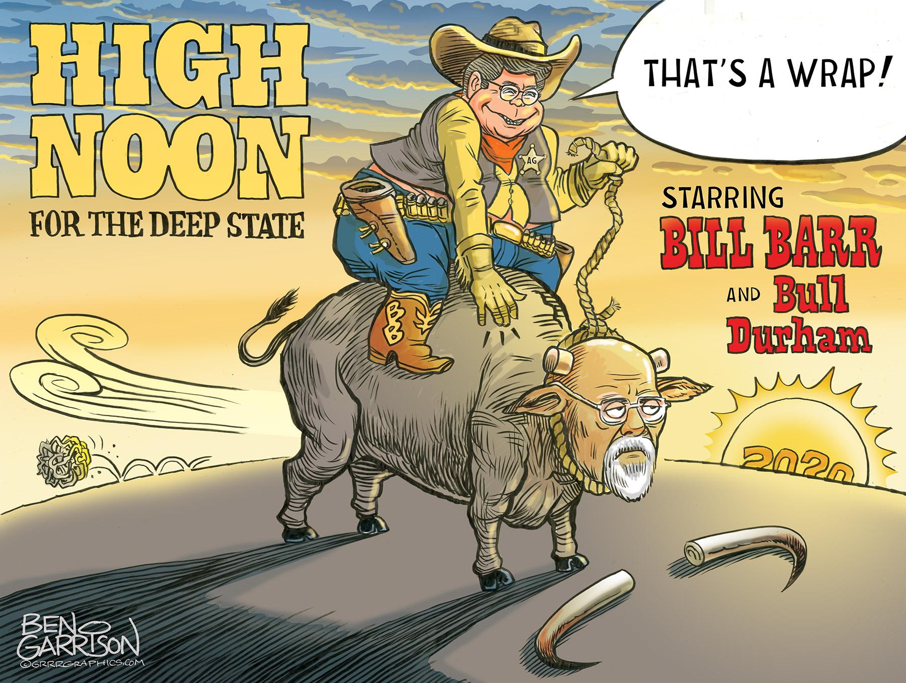 Bill Barr and Durham